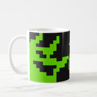 2-Bit Entertainment Mug w/ Glitch