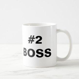 #2 Boss Mug
