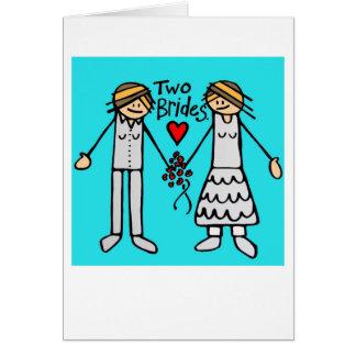 2 brides-card card