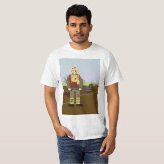 2# British Lewis Gunner (World War I) T-Shirt