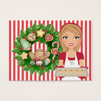 #2 Christmas Kitchen Card - SRF