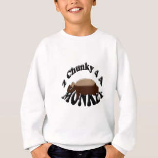 2 chunky for a monkey sweatshirt