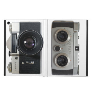 2 Classic Cameras for the Price of One! iPad Air Cases