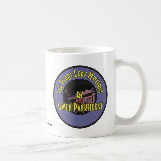 (2 Color) Plant Lady Mysteries Logo Coffee Mug