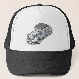 2 cv citroen trucker hat
