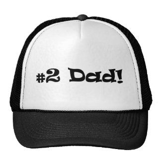 #2 Dad! Cap
