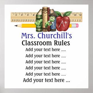 2 Day Sale - School Teacher's Poster - SRF