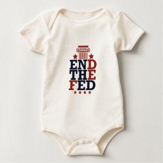 2.END OF FED BABY BODYSUIT