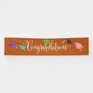 #2 For Amanda Congratulations Graduation Banner