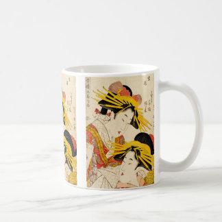 """""""2 Geishas"""" Mug"""