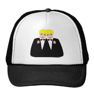 2 Grooms Blonde Cap