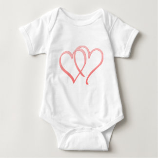 2 Hearts in Love infant shirt