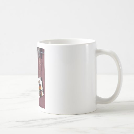 2 Joker's-Lucky Jokers-Wild Cards Coffee Mugs