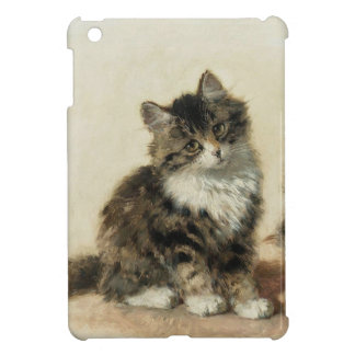 2 kittens iPad mini case
