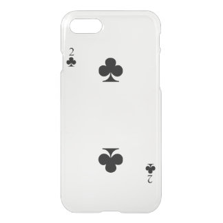 2 of Clubs iPhone 7 Case