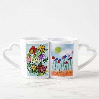 2 of us coffee mug set