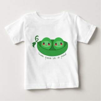 2 PEAS in a POD - t-shirt