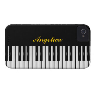 #2 piano keyboard customisable Case-Mate iPhone 4 case