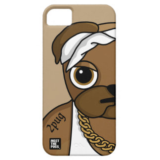 2 PUG CASE FOR THE iPhone 5