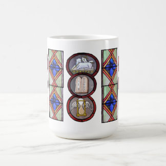 #2 Series My Pastor's Mug Stained Glass Mug