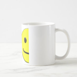 2 Sides of the Same Face Coffee Mug