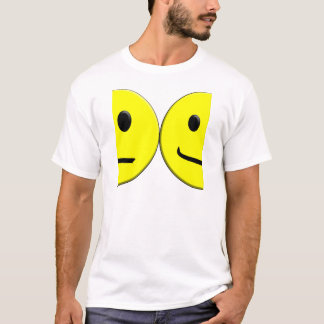 2 Sides of the Same Face T-Shirt