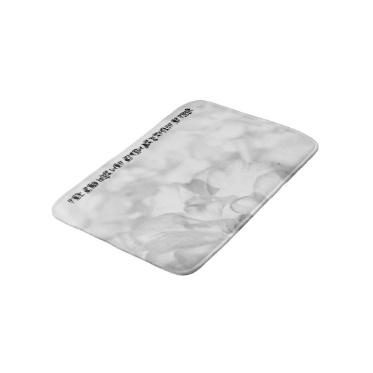 2 Timothy 1-7 For God Bath Mat