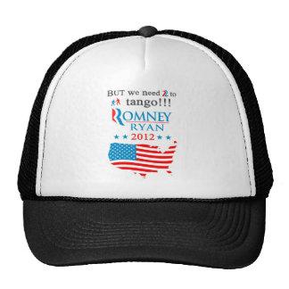 2 to Tango Romney Hat