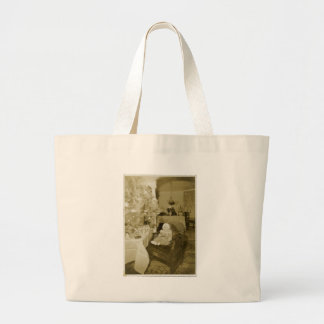2 x9 canvas bags