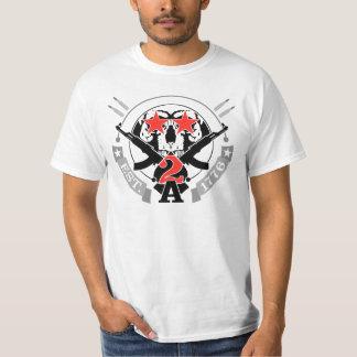 2A (Second Amendment) Est. 1776 - Value T-Shirt