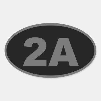 2A Stealth Sticker