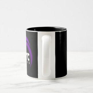 2ARC Gaming two tone coffee mug
