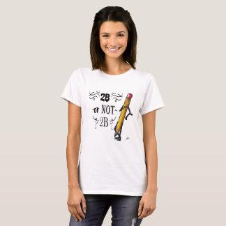 2B or emergency 2B - T-shirt White