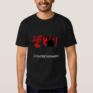 2bent_logo, 2 B ENTERTAINMENT Shirt