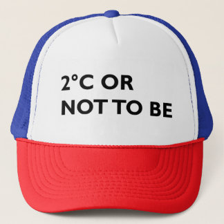 2C or Not to Be Trucker Hat