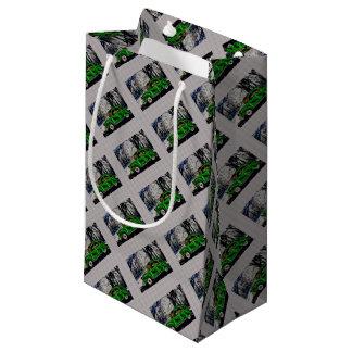 2CV DANS LA FORÊT - Artwork Jean Louis Glineur Small Gift Bag