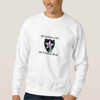 2D Infantry Div 2D Aviation Regt Sweatshirt