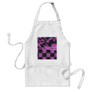 2in1 pattern mix, George pink Aprons