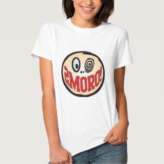 2MORO Text Head T-shirts