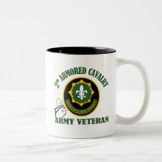 2nd ACR Vet Two-Tone Coffee Mug