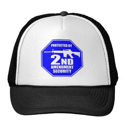 2nd Amendment 1 Trucker Hats