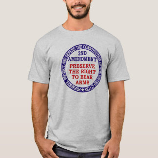 2nd Amendment 2/68 T-Shirt
