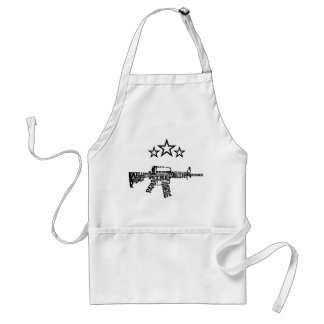 2nd Amendment Apron