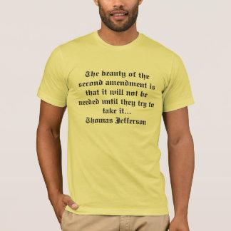 2nd  Amendment  AT T-Shirt
