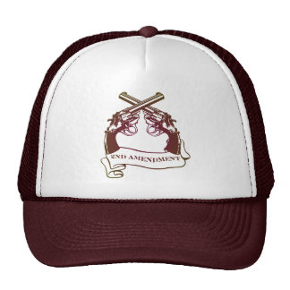 2ND AMENDMENT GUN RIGHTS CAP