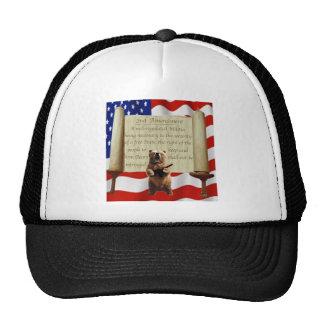 2nd Amendment Trucker Hats