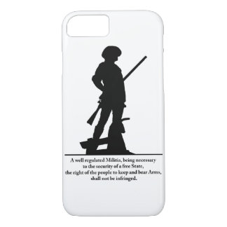2nd Amendment iPhone 7 Case
