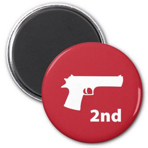 2nd (Amendment) Fridge Magnet