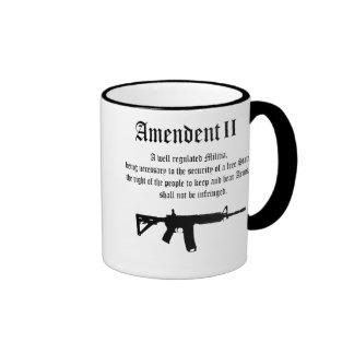 2nd Amendment Mugs