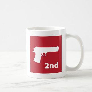2nd (Amendment) Coffee Mug